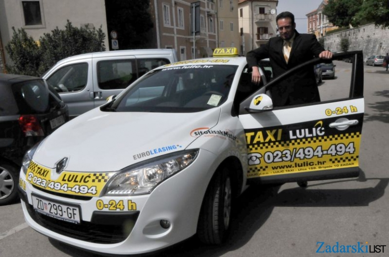 taxi lulic